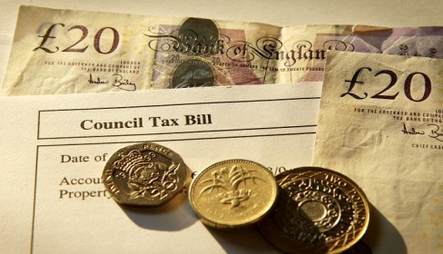 Your council tax to rise  2%!