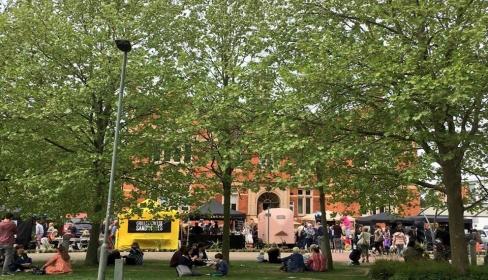 Beckenham Market is back for Summer!