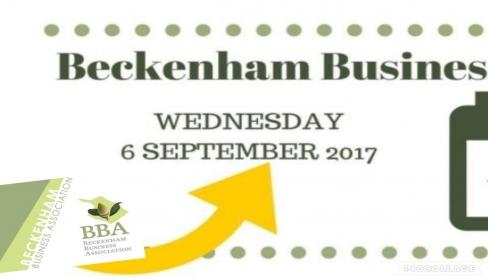 Free ticket for Beckenham Business Day