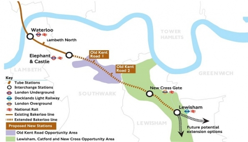 South East London Set for a Transport Boost
