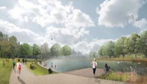 Beckenham Place Park  to get £440,000 facelift – Mayor of London
