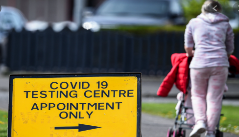Bromley Council launches Rapid Test Centre to help stem the spread of Covid-19