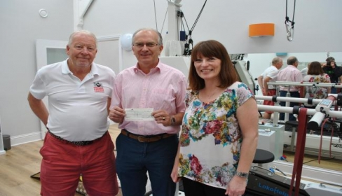 £1500 for disabled kids charity - Beckenham Rotary