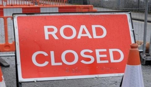 Scott Lane closed for 1 week from Mon 23 Nov 2020