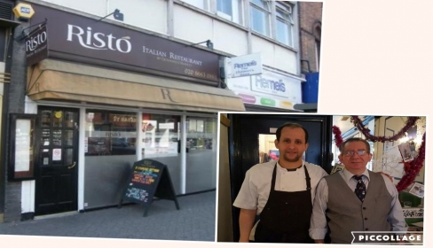 Shock as Risto closes on high street