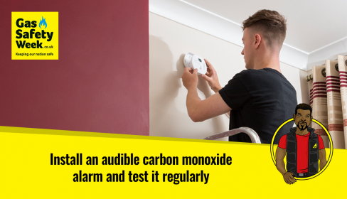 Heating firm urges householders to stay safe from carbon monoxide, the silent killer