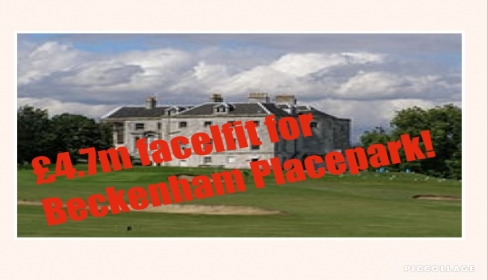 Beckenham Place Park to be given a £4.7million National Lottery face lift