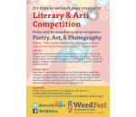 Literary & Arts Competition