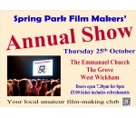 Spring Park Film Makers Annual Show