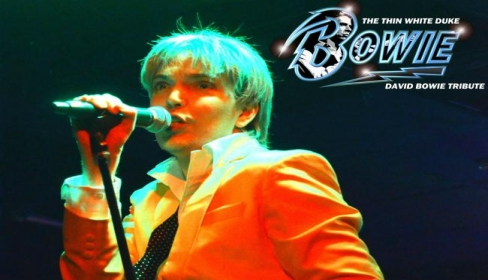 Bowie tribute band to play in Beckenham