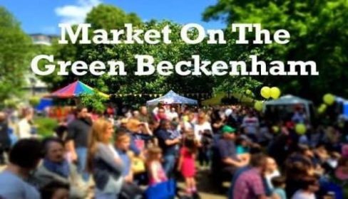 Save the date for Beckenham's community Market On The Green – 10am to 4pm 28 Sep 2019